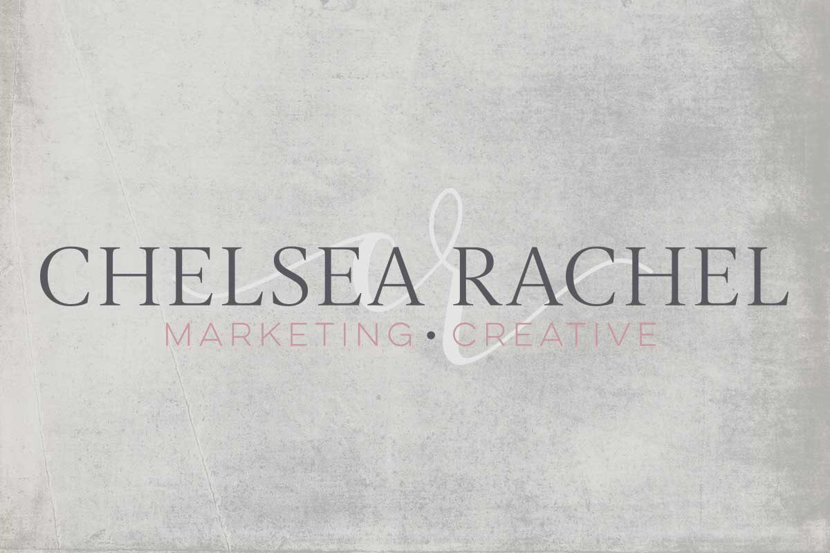Chelsea Rachel Logo and Brand Design